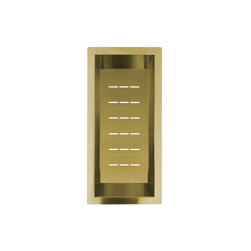 Золотий/Латунний Чаша Для Ситечка - Nivito CU-WB-200-BB