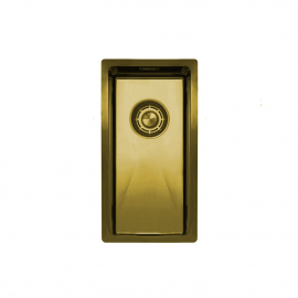 Золотий/Латунний Кухня Басейн - Nivito CU-180-BB
