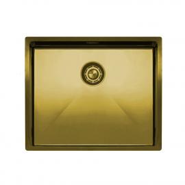 Золотий/Латунний Кухня Басейн - Nivito CU-500-BB