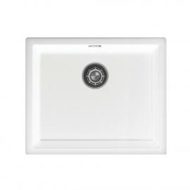 Білий Кухня Басейн - Nivito CU-500-GR-WH