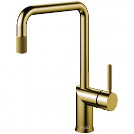 Золотий/Латунний Кухня Кран Pullout hose - Nivito RH-340-EX-IN