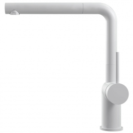 Білий Кухня Кран Випускний шланг - Nivito RH-630-EX